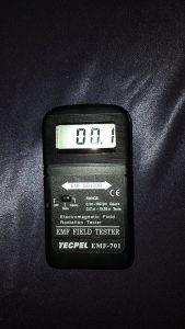 Standard-EMF-Messgerät 1